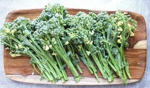 Broccoli Rapini fresh