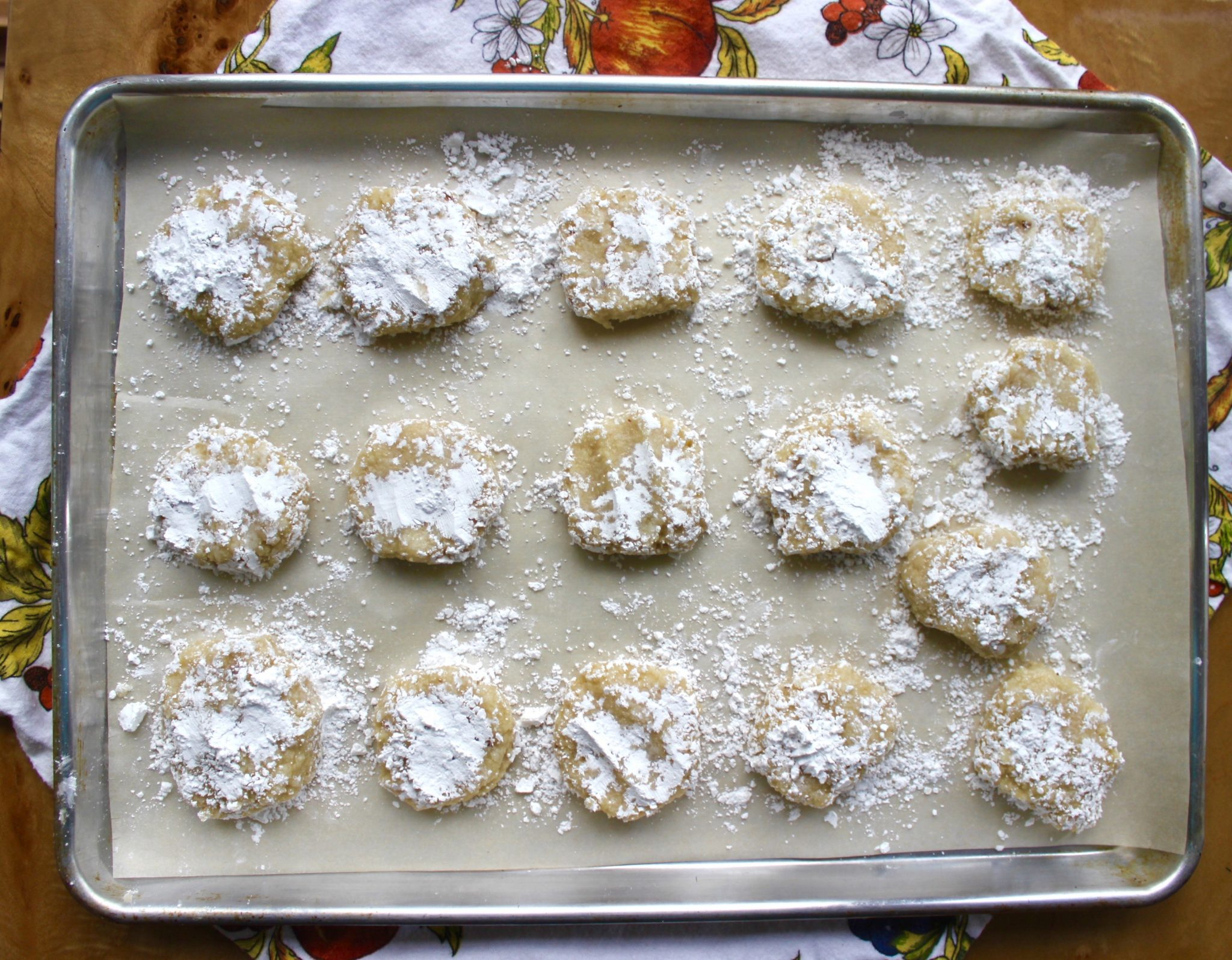 Soft & Chewy Almond Cookies – Homemade Italian Cooking