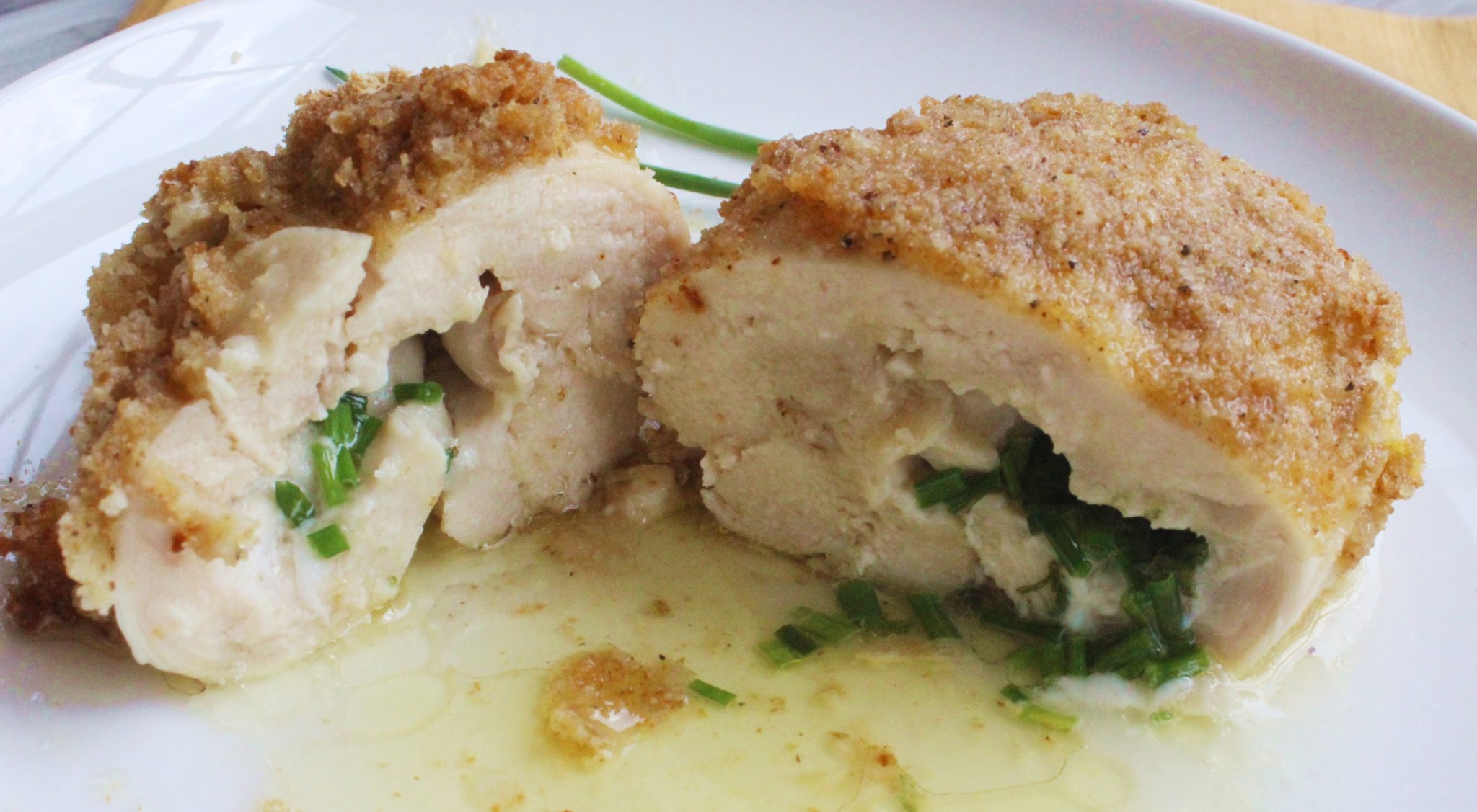 Chicken Kiev With Parmesan Homemade Italian Cooking