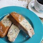 Salted Caramel Biscotti