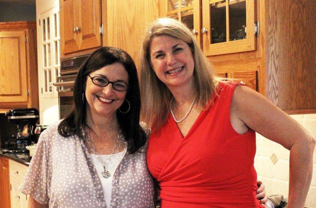 Cara & Margaret McSweeney