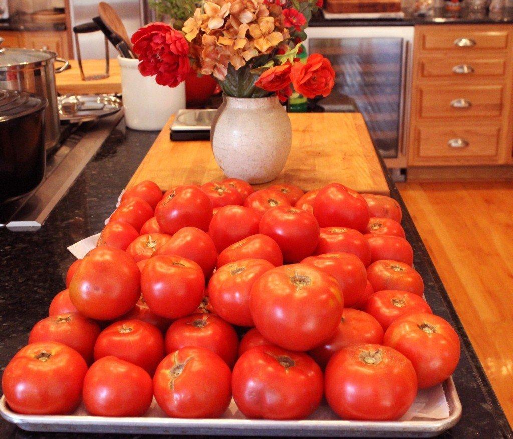 30 lbs beefsteak tomatoes