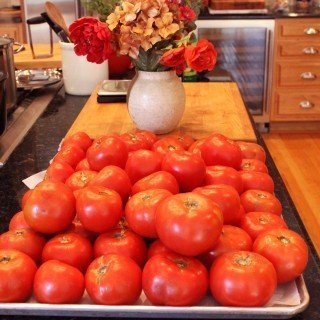 How to Use Your Tomato Harvest: Canning Beefsteak Tomatoes