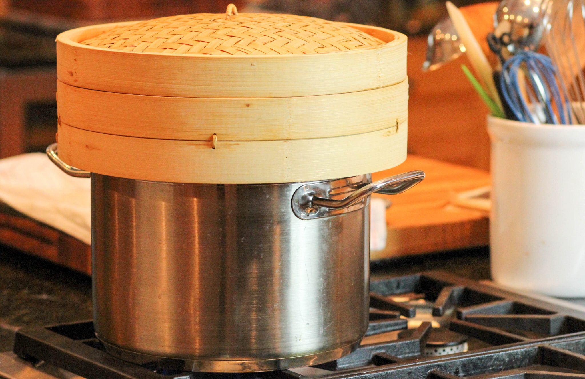 how to use a steam cooker