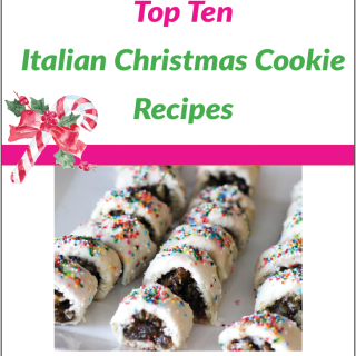 Top Ten Italian Christmas Cookies