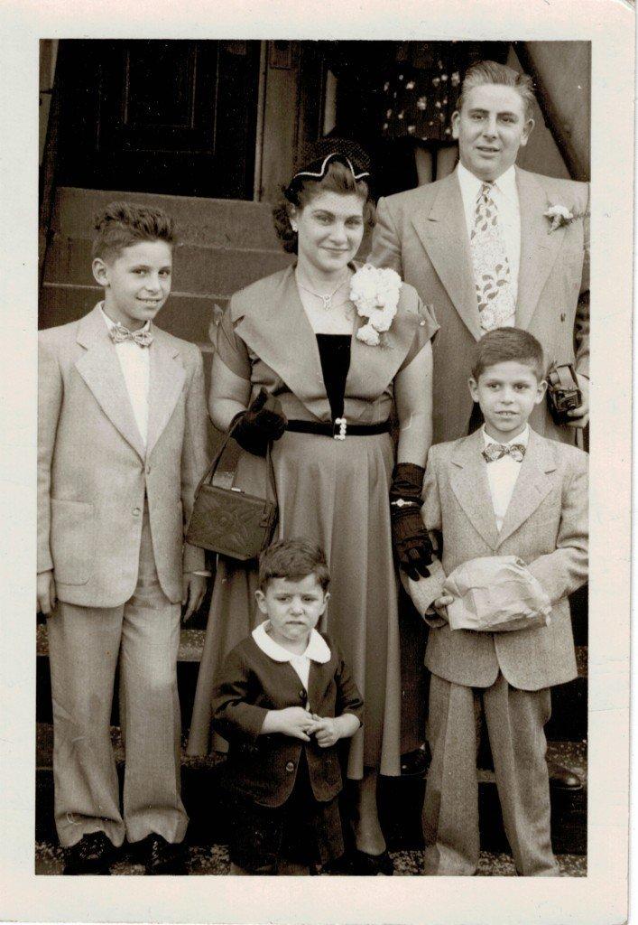 Florence & Joe Cipolla 1950