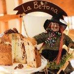 Bafana and Panettone Ice Cream Cake