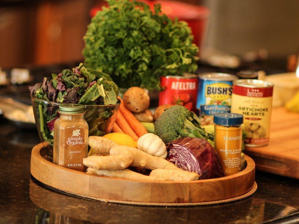 detox soup ingredients