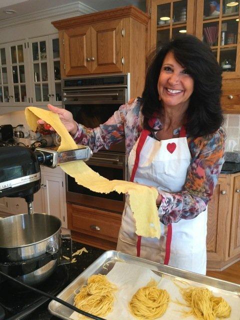 Easy Homemade Pasta Homemade Italian Cooking