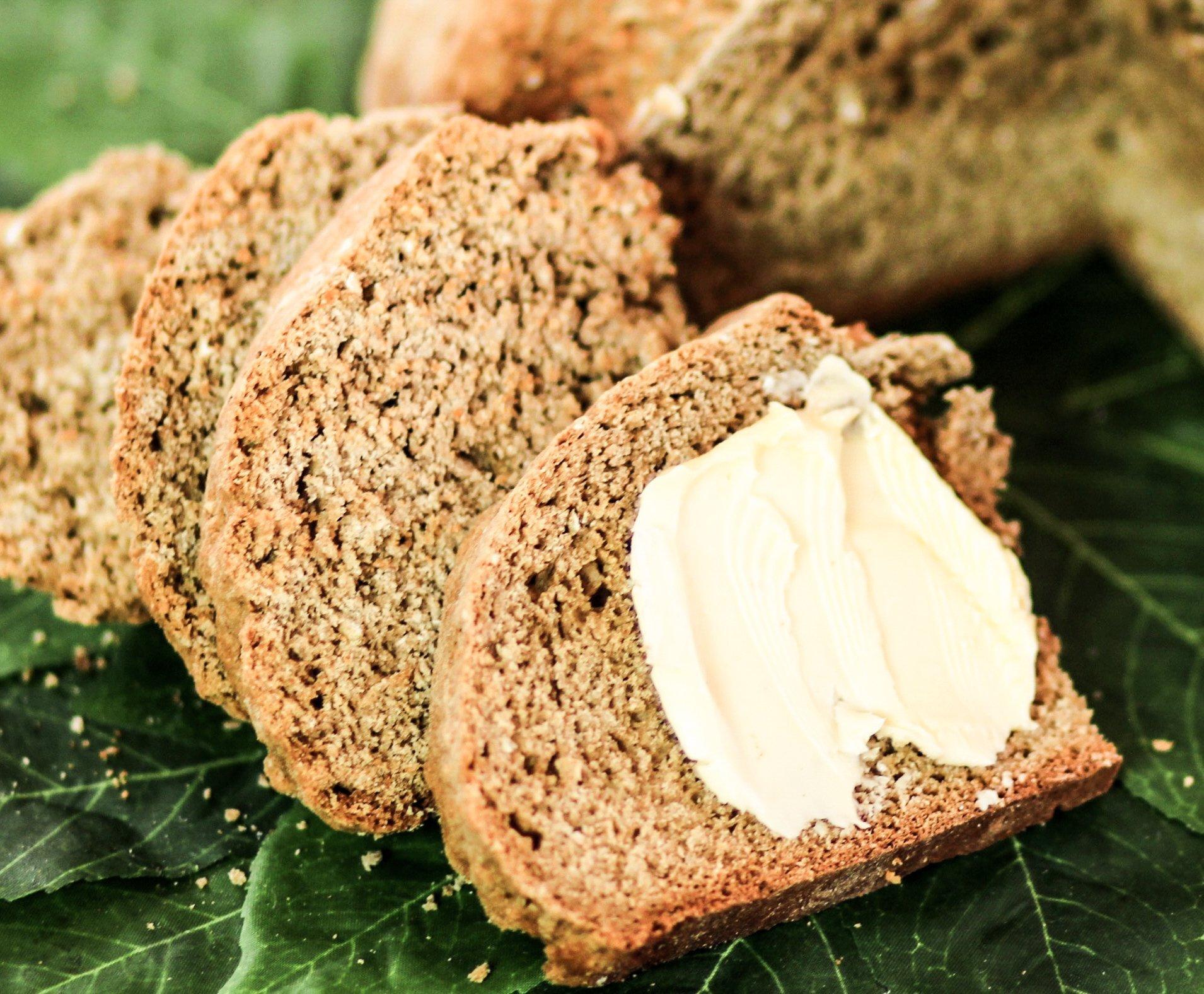 Cut Brown Bread