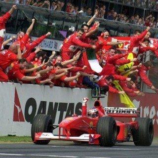 Formula One Ferrari