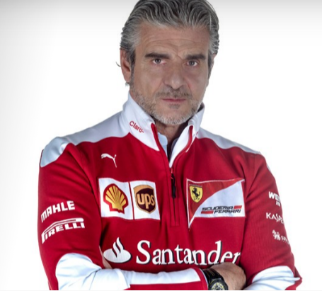 Maurizo Arrivabene Ferrari