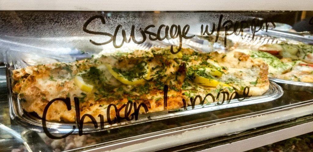 chicken with lemon Neighborhood restaurant