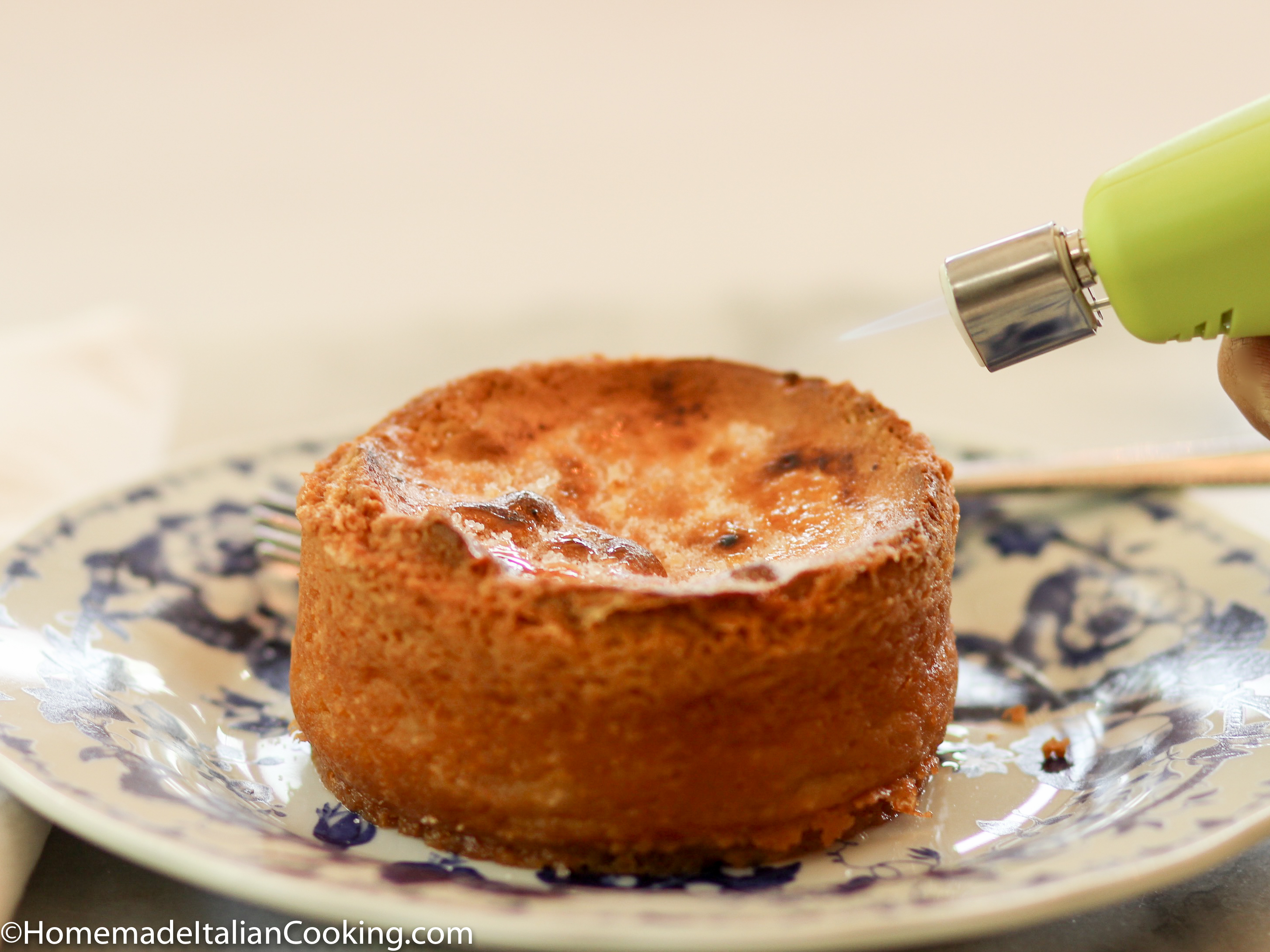 Cream Brulee Cake Recipe