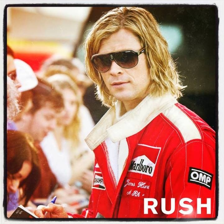Chris Hemsworth Rush