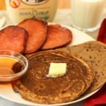 Ployes Buckwheat pancakes
