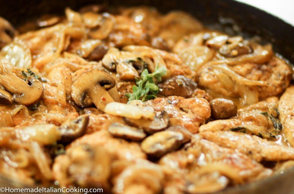 Best Chicken Marsala