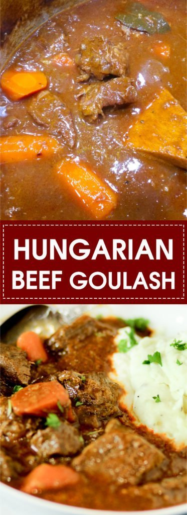 Hungarian Beef Goulash • Homemade Italian Cooking