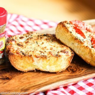 Mrs. Dash Tomato, Basil & Garlic Bread