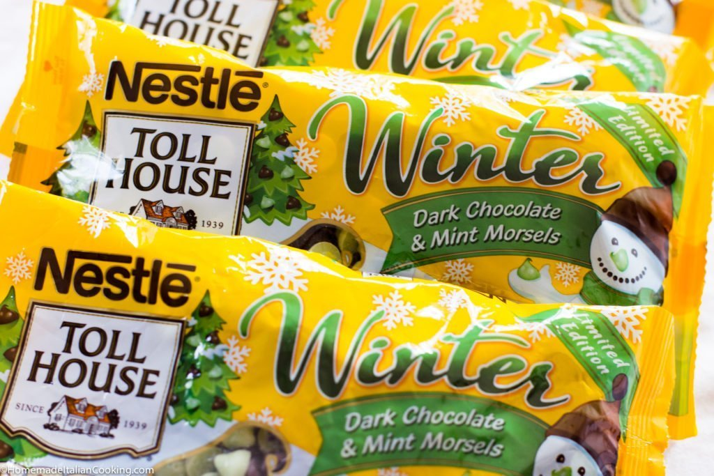 Nestle's Dark Chocolate & Mint Morsels