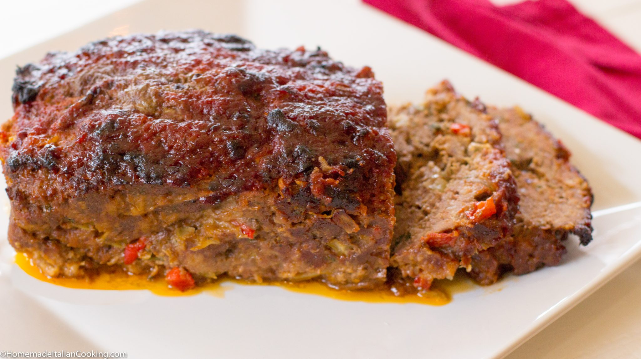 Cara's Classic Meatloaf | Homemade Italian Cooking