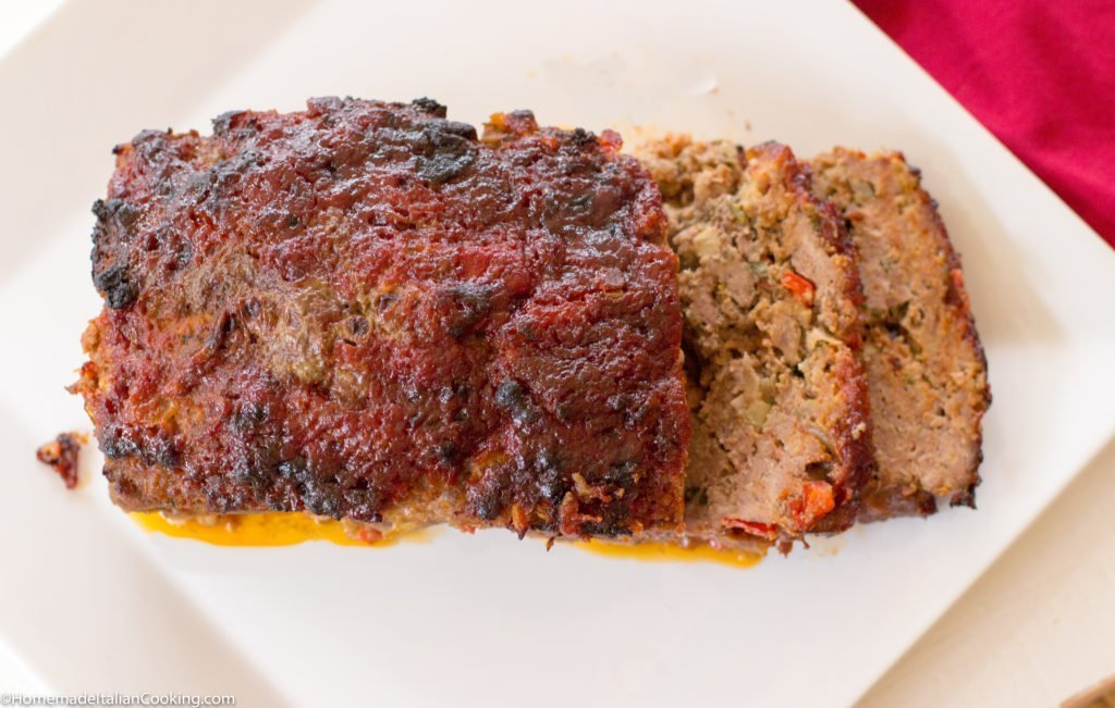 Cara's Classic Meatloaf – Homemade Italian Cooking