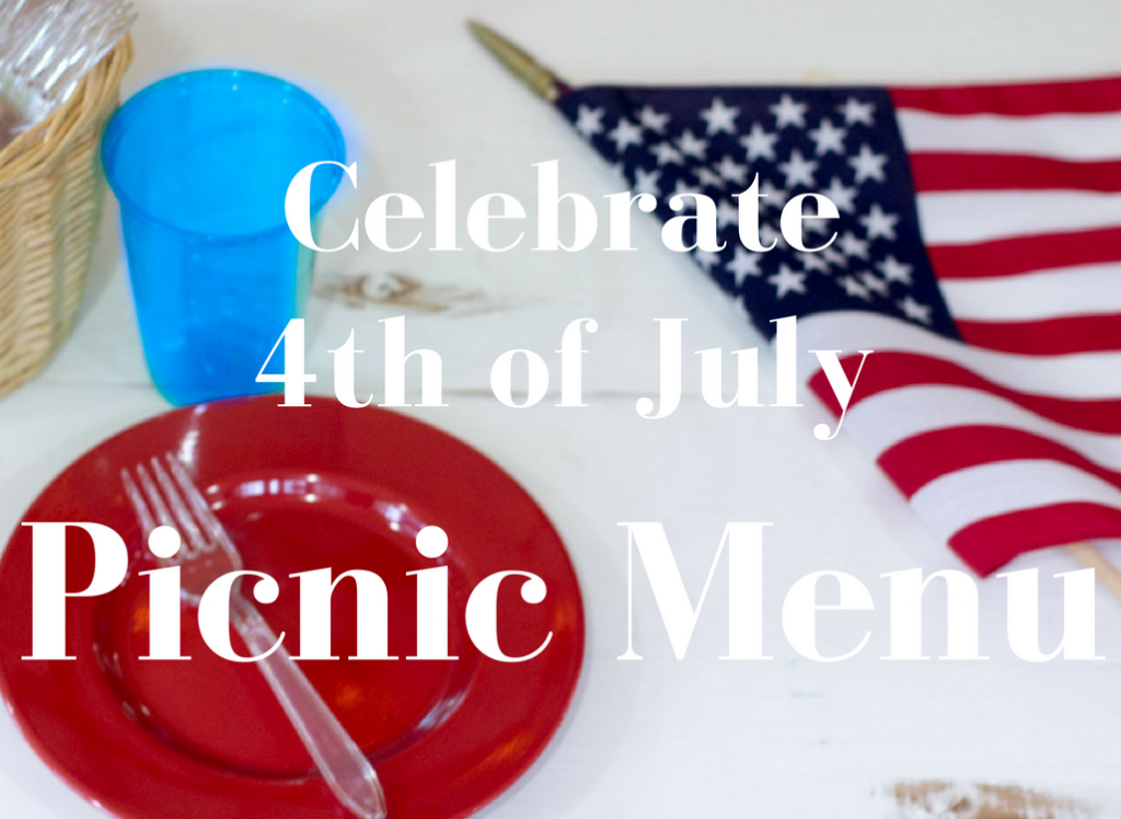 Fourth of July Picnic Menu