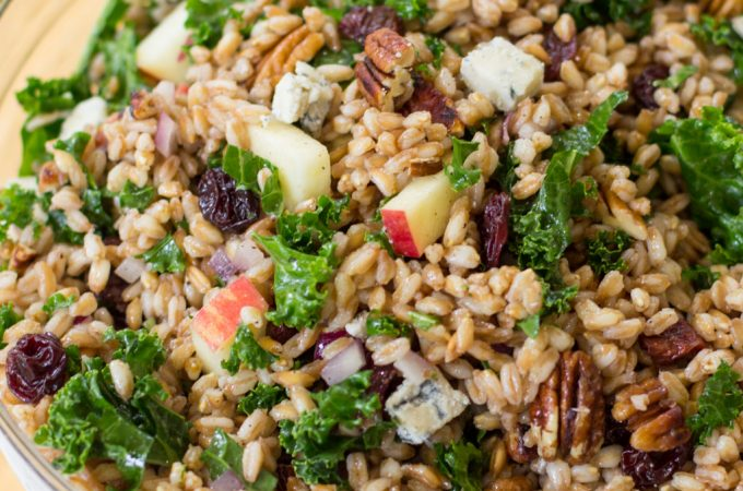Autumn Farro Salad