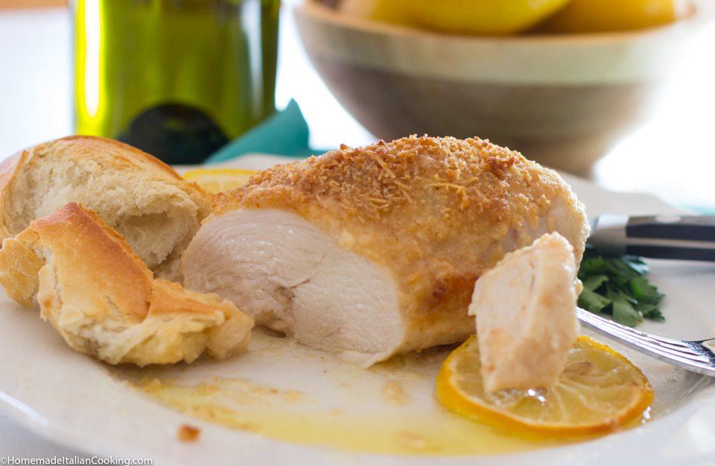 Chicken Romano