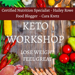 KETO DIET Workshop: Lose Weight, Slow Aging, and Get Better Mental Focus