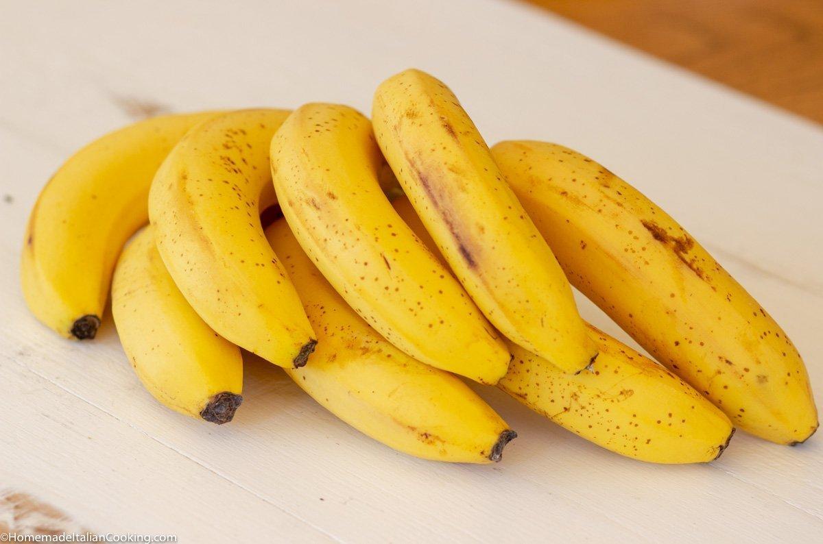 banana gelato