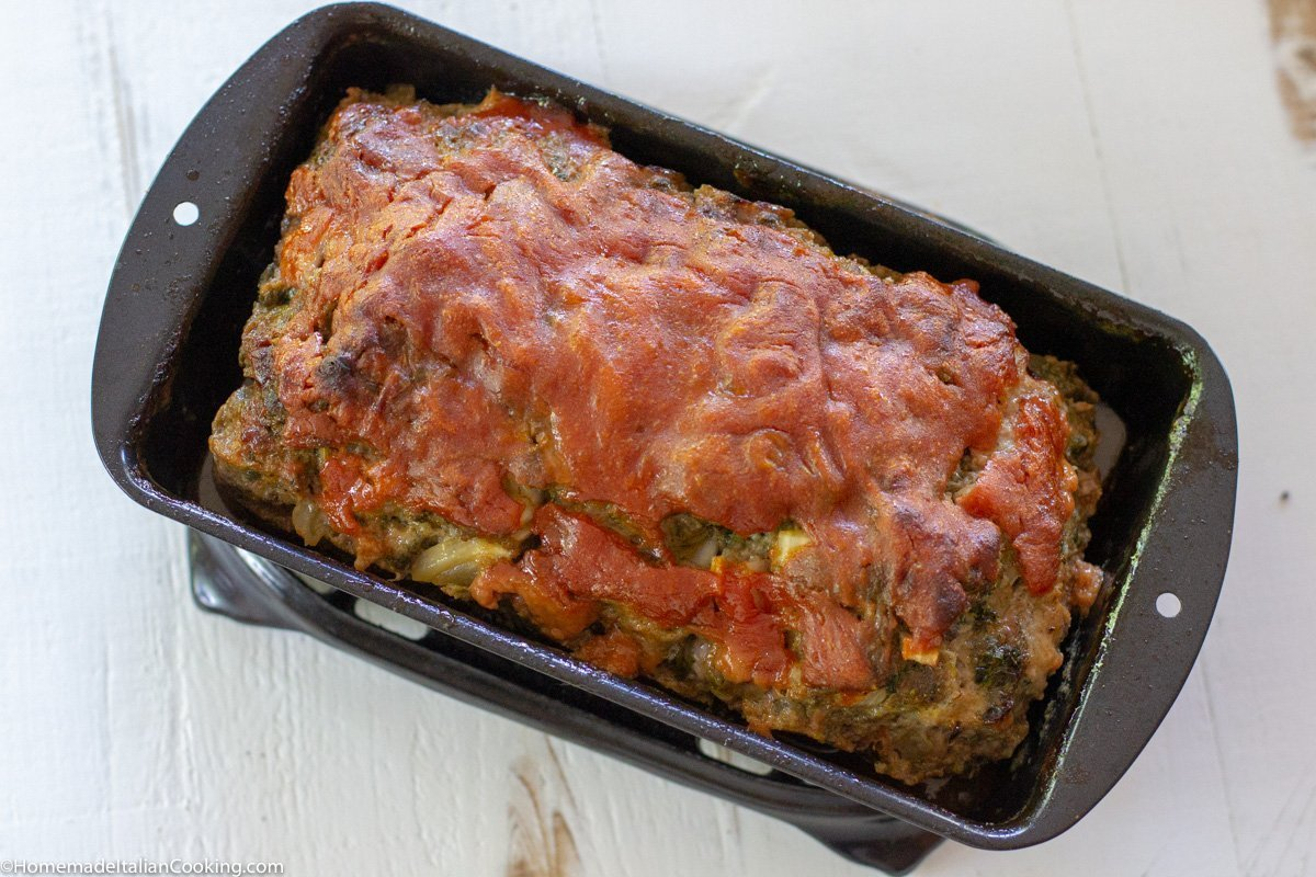 Kick Up Meatloaf