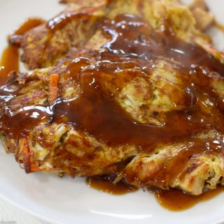 Chicken Egg Foo Young is a favorite Chinese Comfort Food